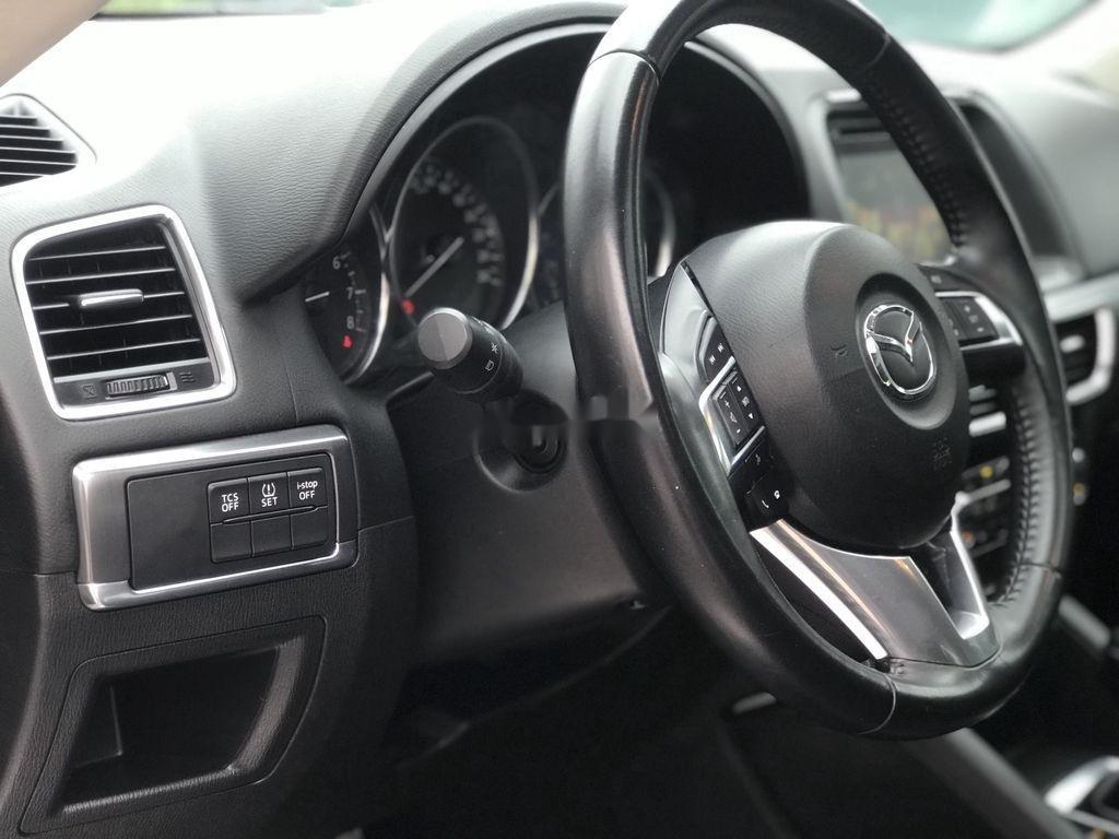 Cần bán gấp Mazda CX 5 năm 2016, màu đen chính chủ, giá tốt (9)