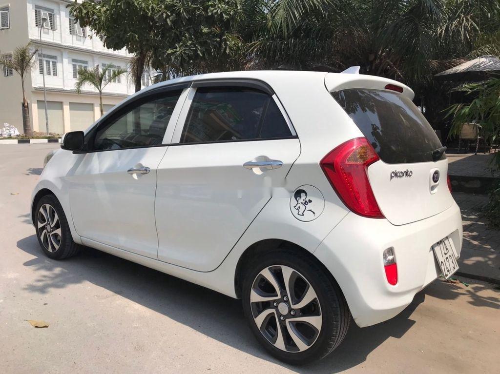 Bán Kia Picanto đời 2013, màu trắng, nhập khẩu  (2)