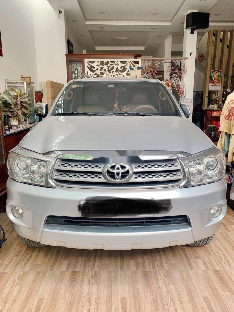 Bán Toyota Fortuner năm sản xuất 2011, màu bạc, giá 520tr (1)