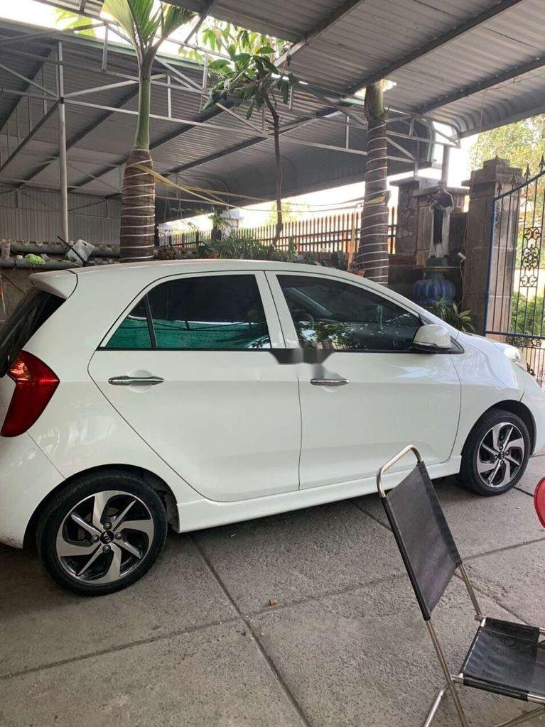 Cần bán xe Kia Morning năm sản xuất 2018, màu trắng, nhập khẩu, giá tốt (1)