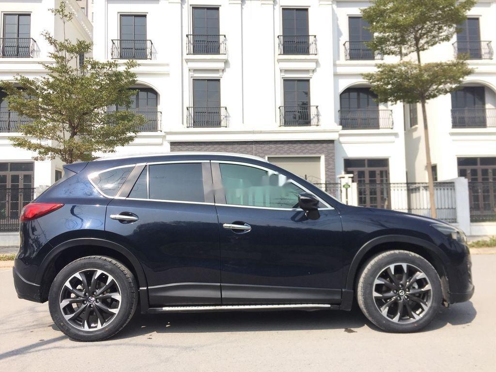 Cần bán Mazda CX 5 năm sản xuất 2017, màu xanh lam (3)