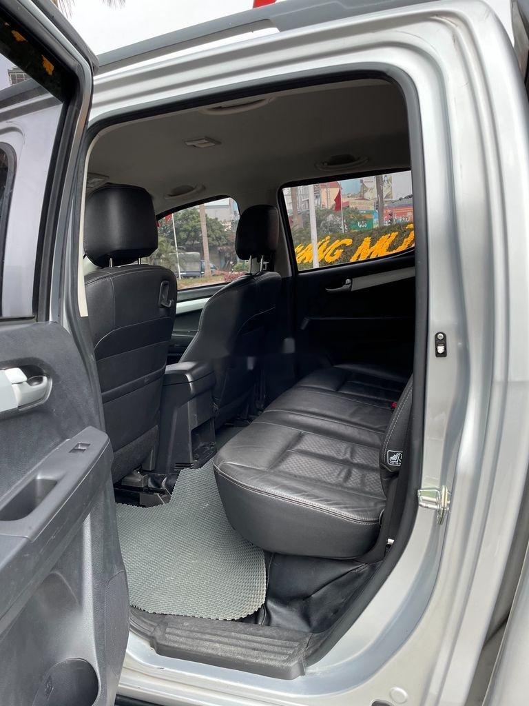 Bán ô tô Isuzu Dmax đời 2016, màu bạc, nhập khẩu  (5)