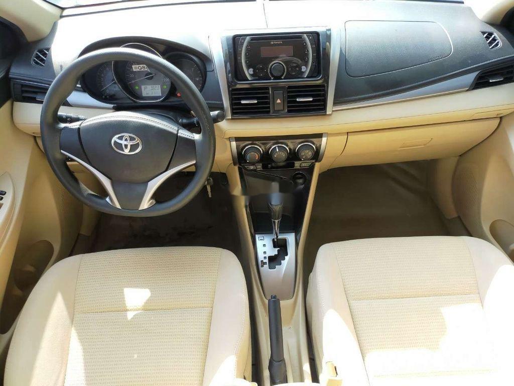 Bán Toyota Vios 1.5E sản xuất 2018, màu trắng (9)