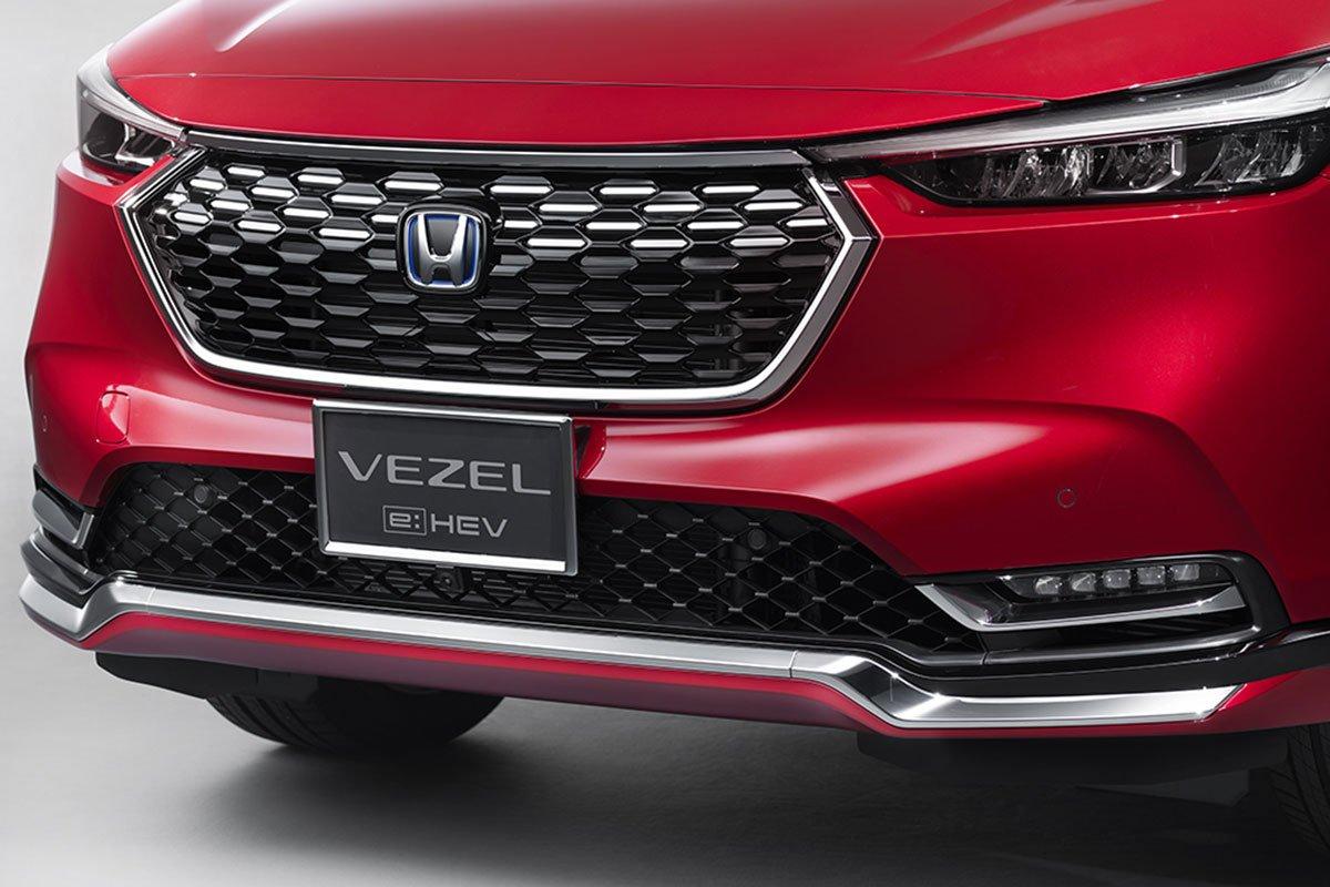 Phụ kiện thuộc Urban Style của Honda HR-V 2021 a1