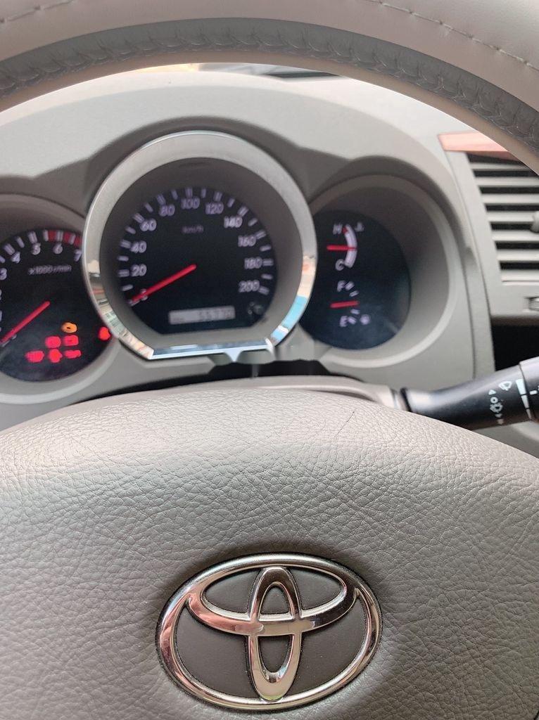 Bán Toyota Fortuner năm sản xuất 2011, màu bạc, giá 520tr (6)