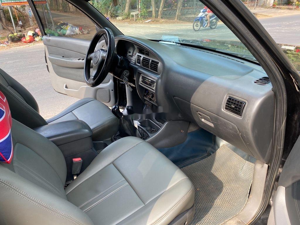 Bán ô tô Ford Ranger 2006, màu đen, xe nhập  (9)
