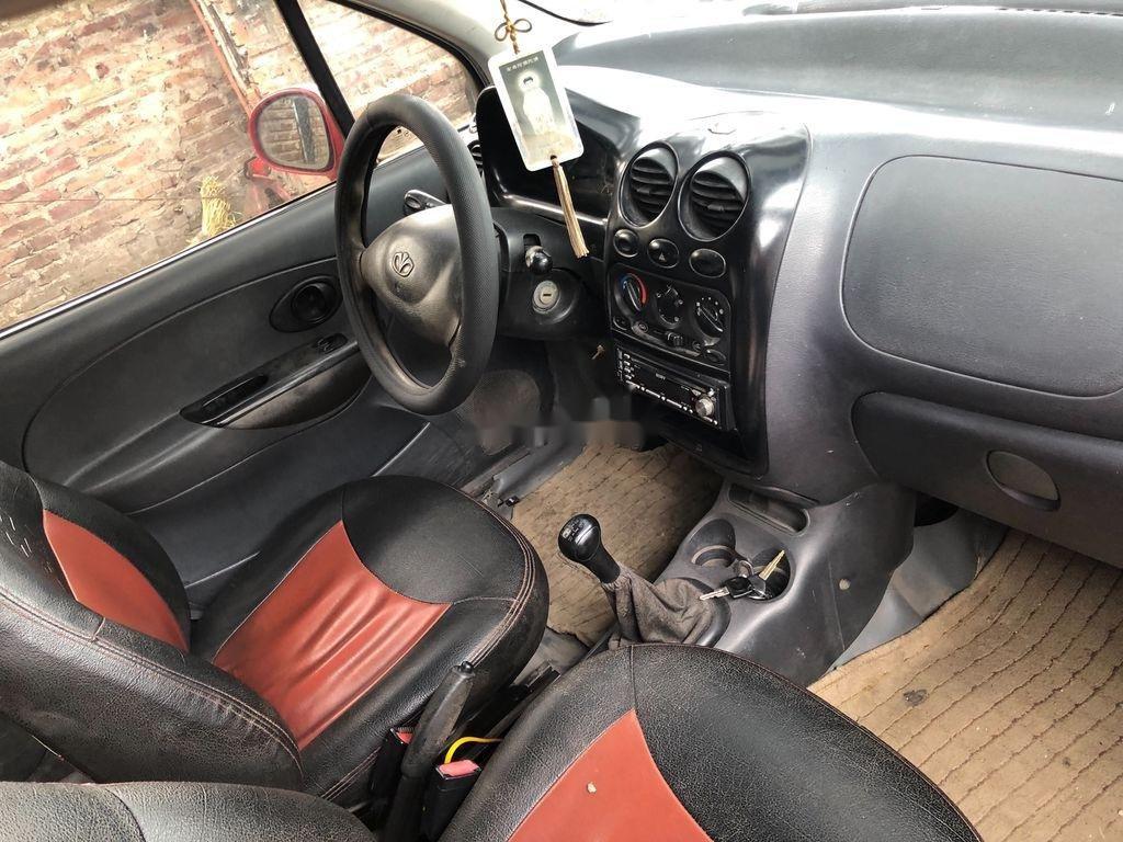 Xe Daewoo Matiz 2005, màu đỏ, nhập khẩu chính chủ, giá tốt (5)