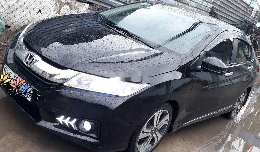 Cần bán lại xe Honda City đời 2016, màu đen còn mới  (7)