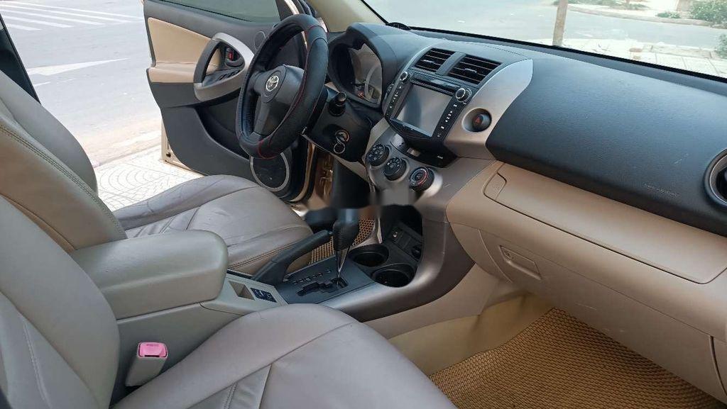 Bán Toyota RAV4 2008, màu vàng, nhập khẩu (4)