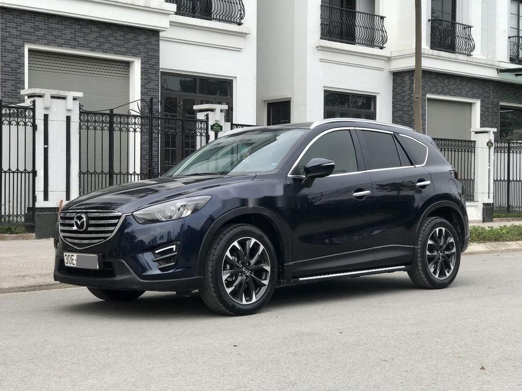 Cần bán gấp Mazda CX 5 năm 2016, màu đen chính chủ, giá tốt (2)
