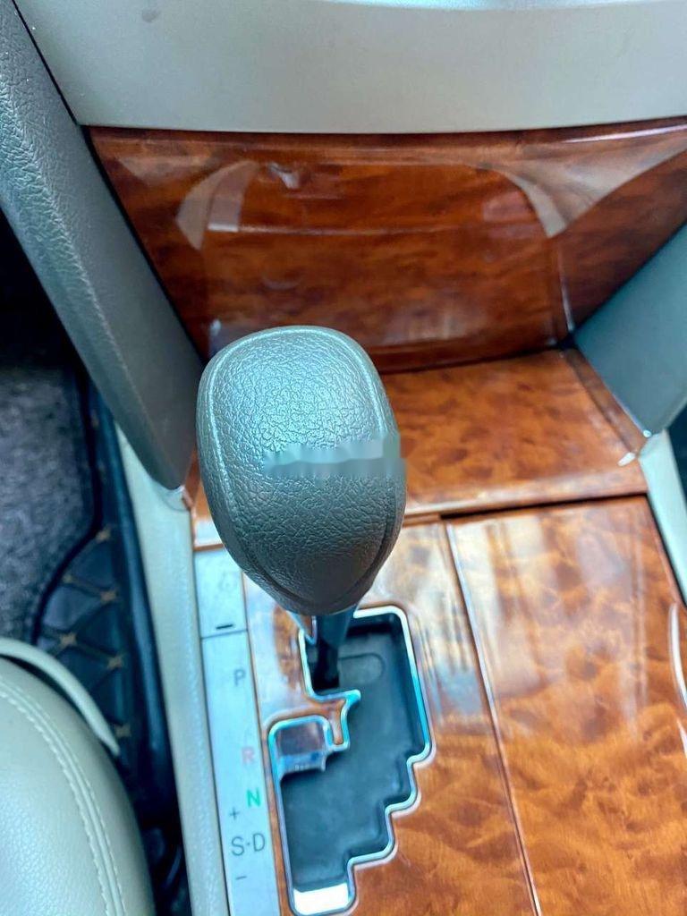 Cần bán Toyota Camry đời 2011, màu đen, nhập khẩu  (12)