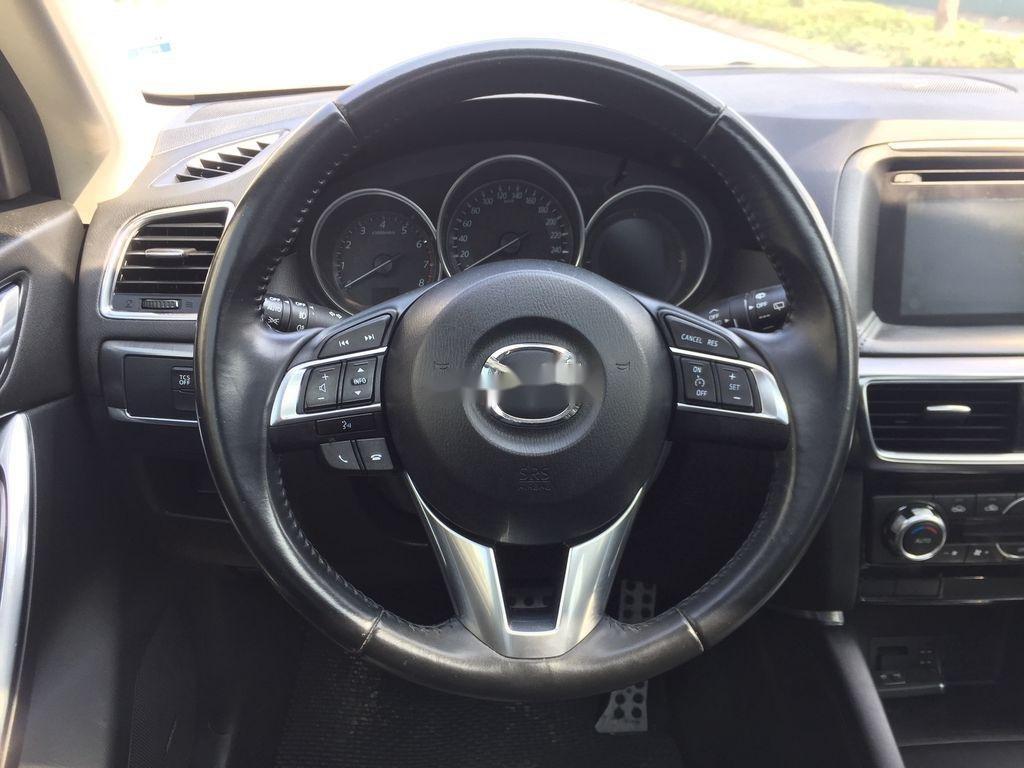 Cần bán Mazda CX 5 năm sản xuất 2017, màu xanh lam (10)