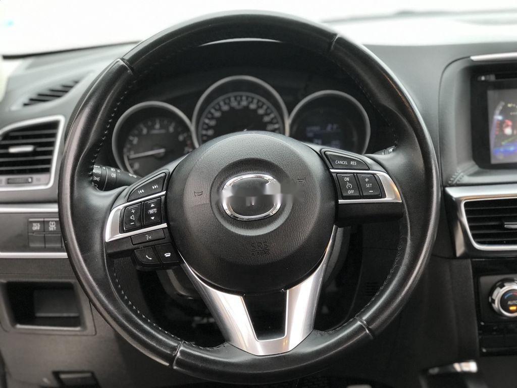 Cần bán gấp Mazda CX 5 năm 2016, màu đen chính chủ, giá tốt (8)