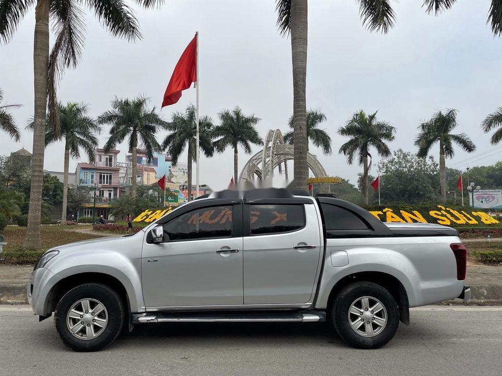 Bán ô tô Isuzu Dmax đời 2016, màu bạc, nhập khẩu  (7)