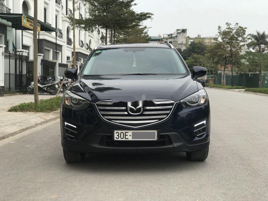 Cần bán gấp Mazda CX 5 năm 2016, màu đen chính chủ, giá tốt (1)