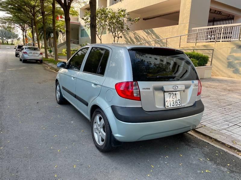 Cần bán gấp Hyundai Getz sản xuất 2008, nhập khẩu còn mới (3)