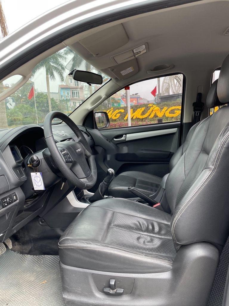 Bán ô tô Isuzu Dmax đời 2016, màu bạc, nhập khẩu  (4)
