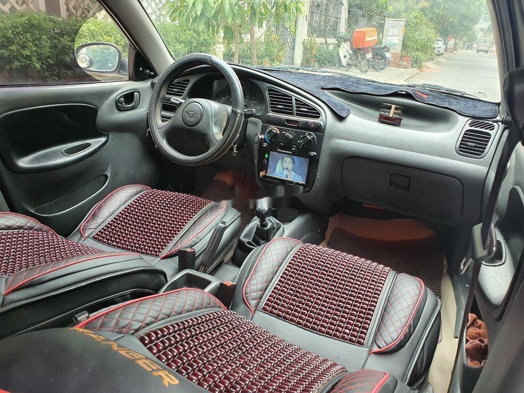 Bán Daewoo Lanos năm sản xuất 2003, màu đen, xe nhập  (8)
