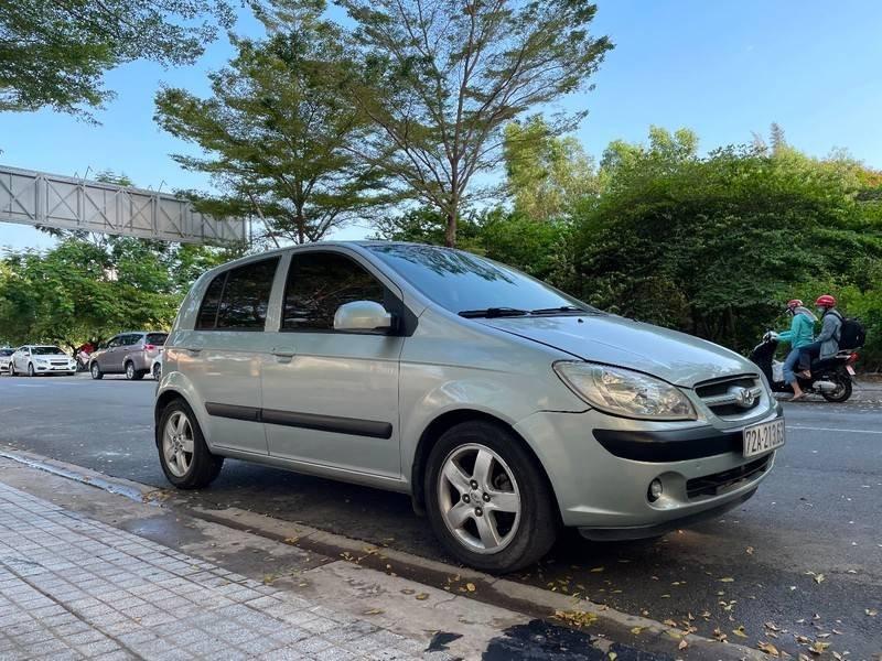 Cần bán gấp Hyundai Getz sản xuất 2008, nhập khẩu còn mới (5)