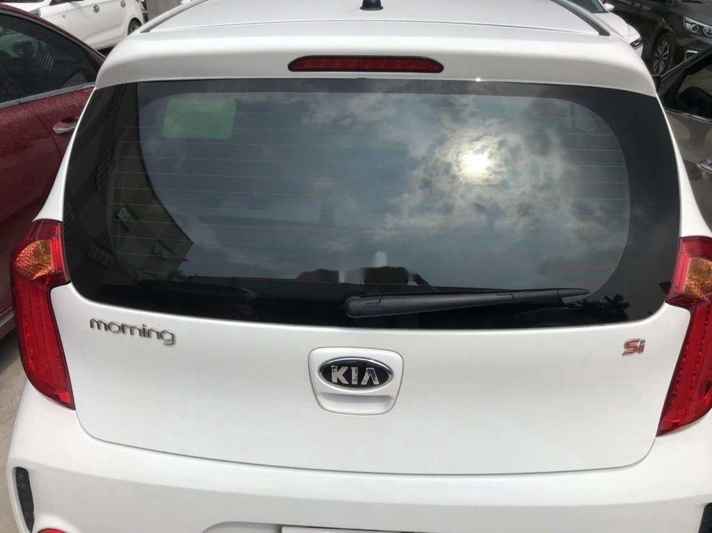 Cần bán xe Kia Morning năm sản xuất 2018, màu trắng, nhập khẩu, giá tốt (2)