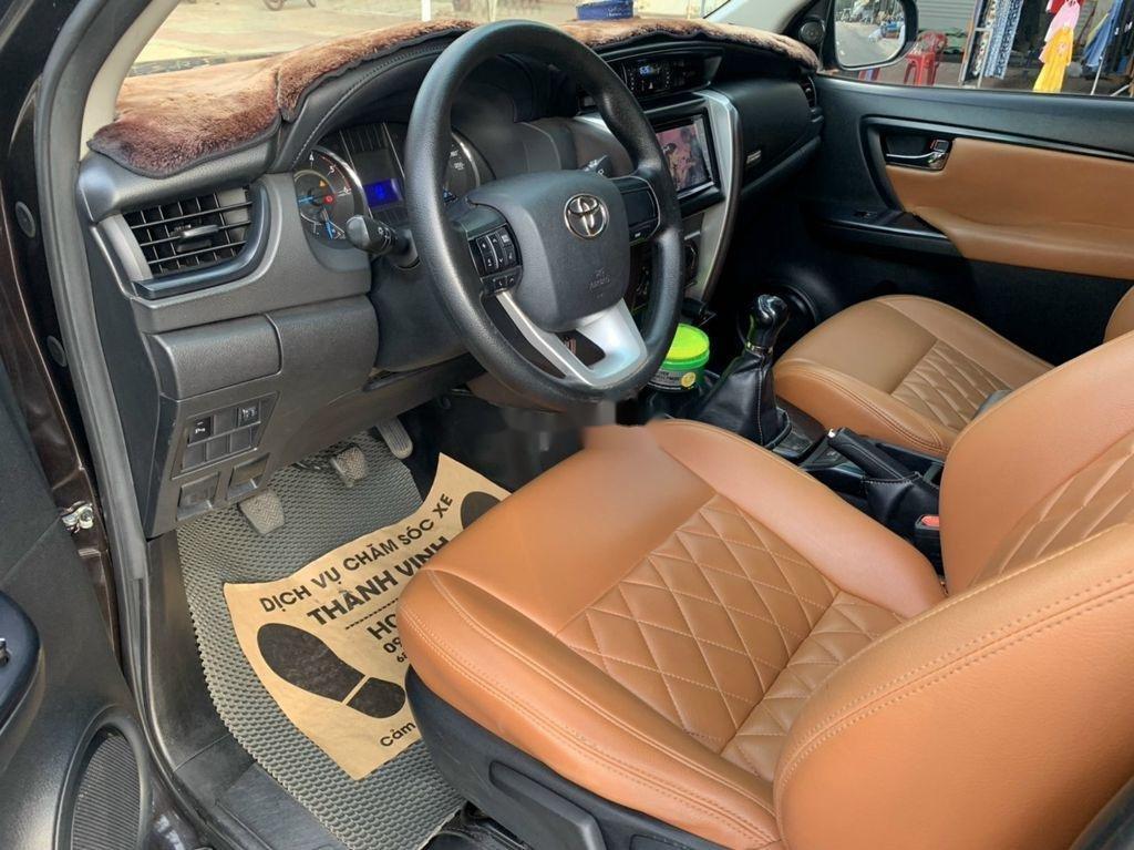 Cần bán lại xe Toyota Fortuner sản xuất năm 2017, 805tr (4)