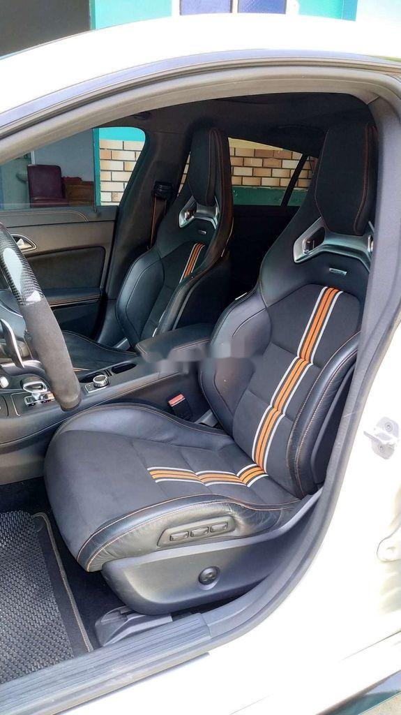 Cần bán xe Mercedes CLA 45 AMG đời 2015, màu trắng (7)
