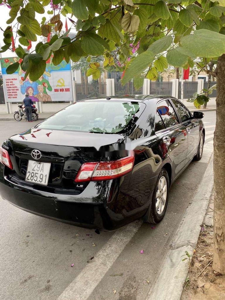 Cần bán Toyota Camry đời 2011, màu đen, nhập khẩu  (3)
