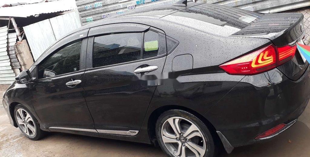 Cần bán lại xe Honda City đời 2016, màu đen còn mới  (5)