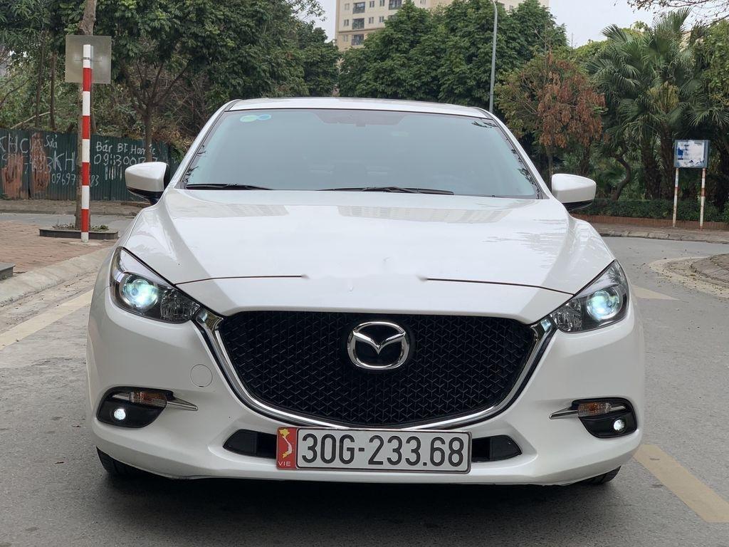 Bán xe Mazda 3 đời 2020, màu trắng chính chủ  (1)