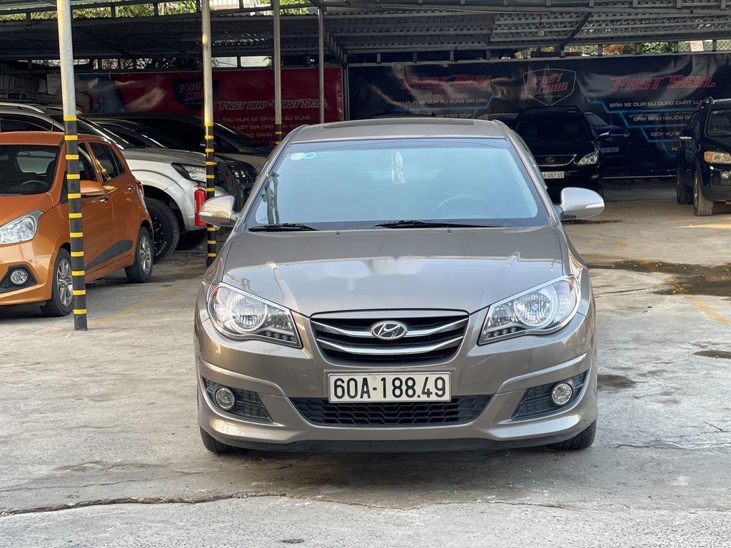 Cần bán lại xe Hyundai Avante 2014, màu xám, giá chỉ 398 triệu (1)