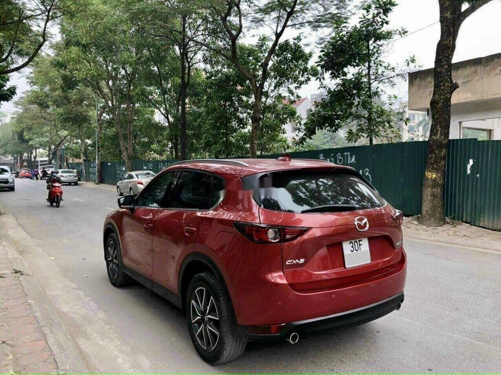 Bán Mazda CX 5 đời 2018, màu đỏ  (6)