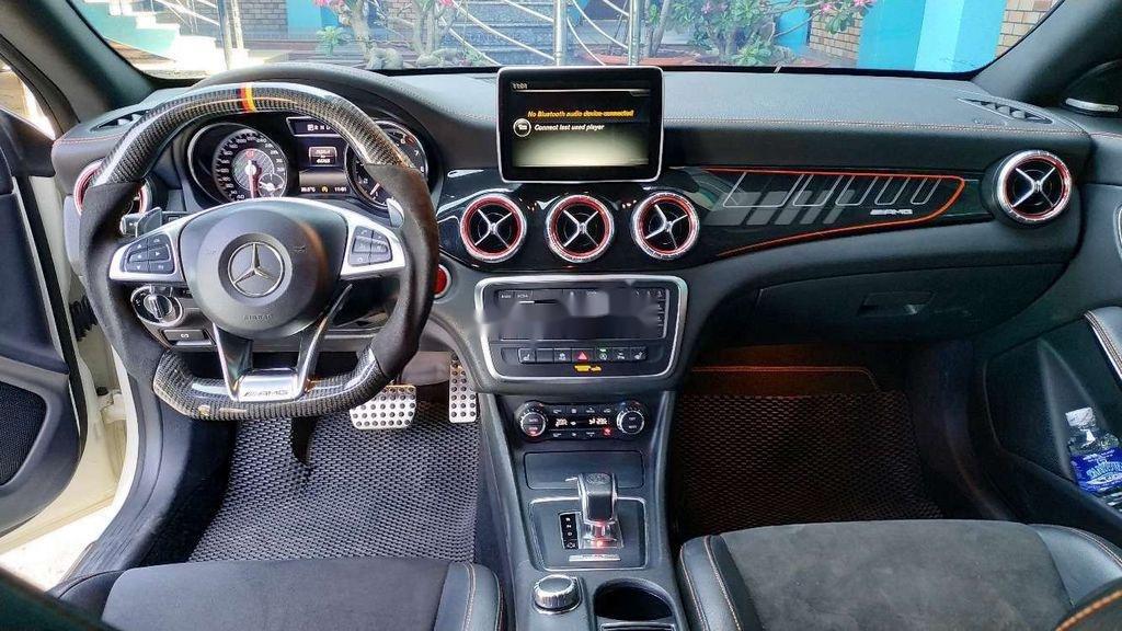 Cần bán xe Mercedes CLA 45 AMG đời 2015, màu trắng (6)