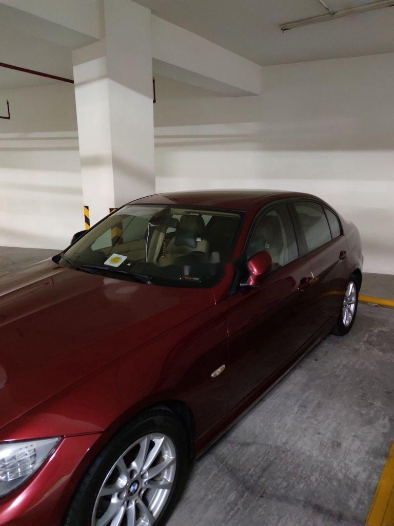 Cần bán gấp BMW 3 Series 320i sản xuất 2011, màu đỏ, giá 570tr (3)