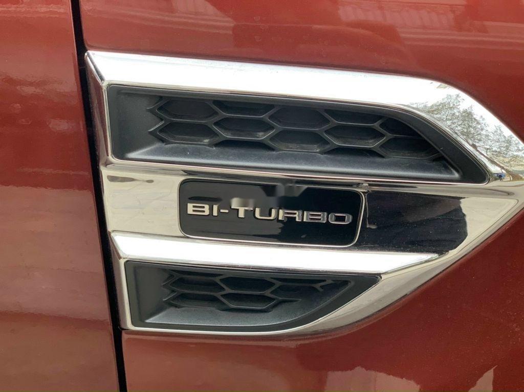 Bán ô tô Ford Everest 2019, màu đỏ, nhập khẩu  (4)