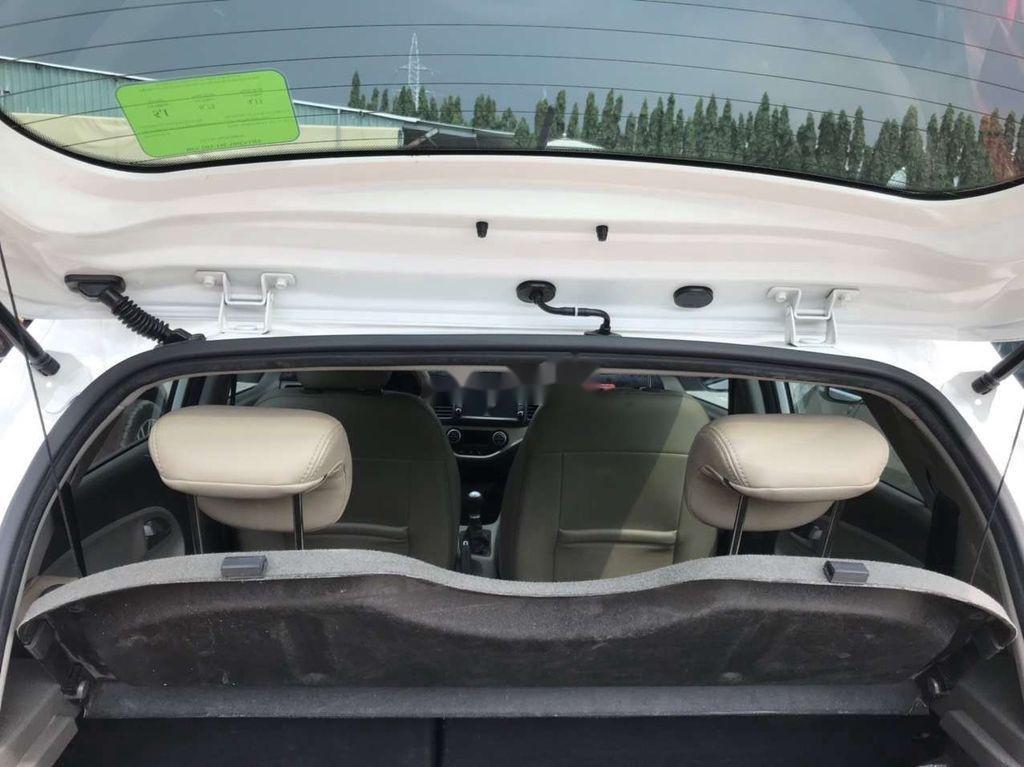 Cần bán xe Kia Morning năm sản xuất 2018, màu trắng, nhập khẩu, giá tốt (4)