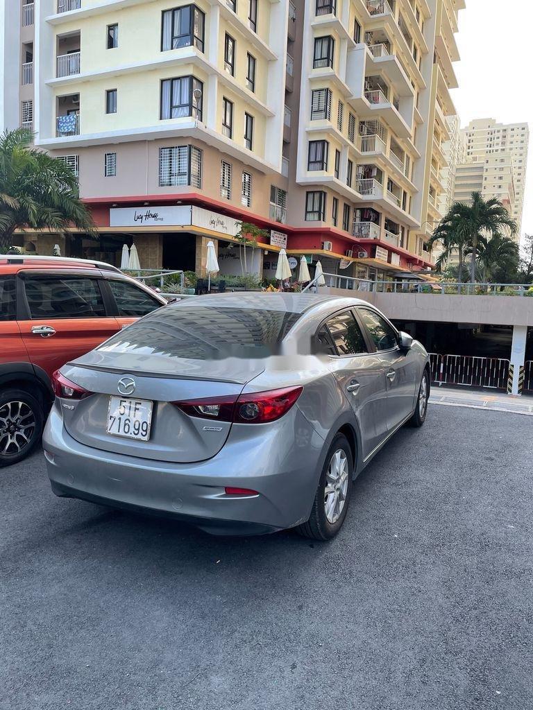 Cần bán xe Mazda 3 đời 2016, màu bạc còn mới, giá tốt (3)