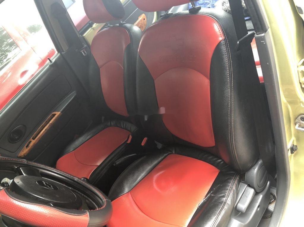 Cần bán xe Chevrolet Spark đời 2010, nhập khẩu  (4)