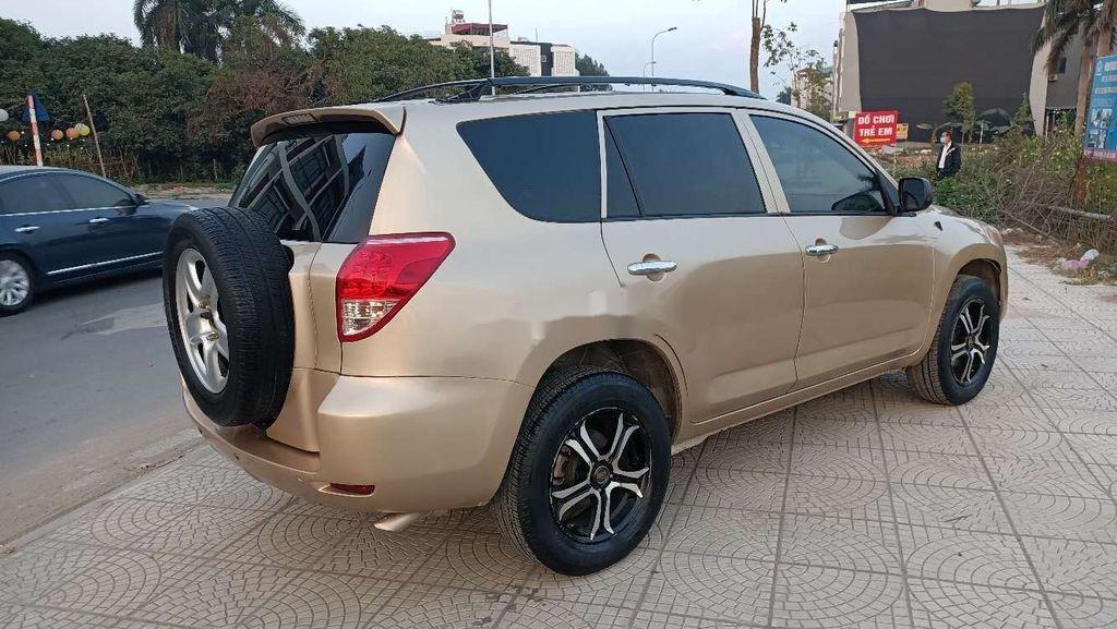 Bán Toyota RAV4 2008, màu vàng, nhập khẩu (10)