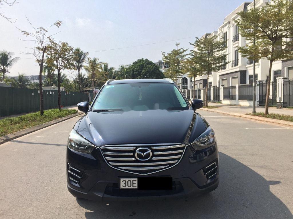 Cần bán Mazda CX 5 năm sản xuất 2017, màu xanh lam (1)