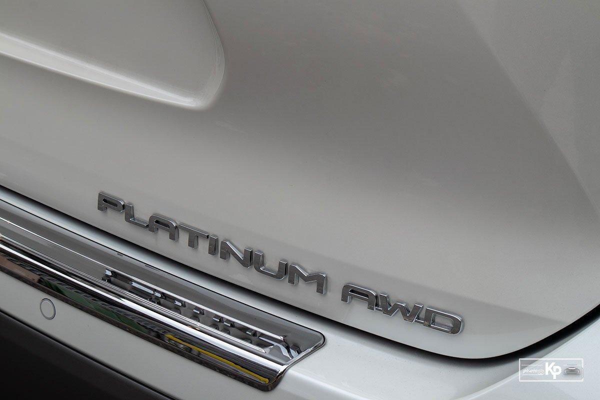 Ảnh Tên phiên bản xe Toyota Highlander 2021