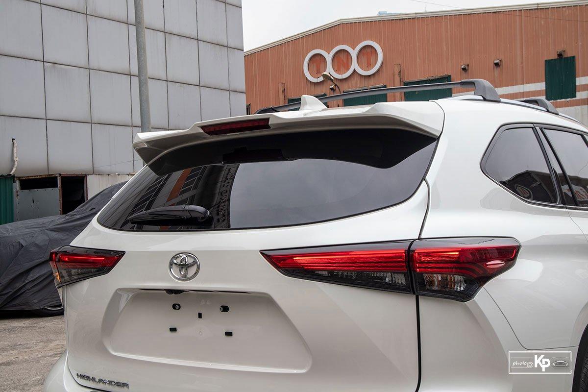 Ảnh Cánh gió xe Toyota Highlander 2021 a1