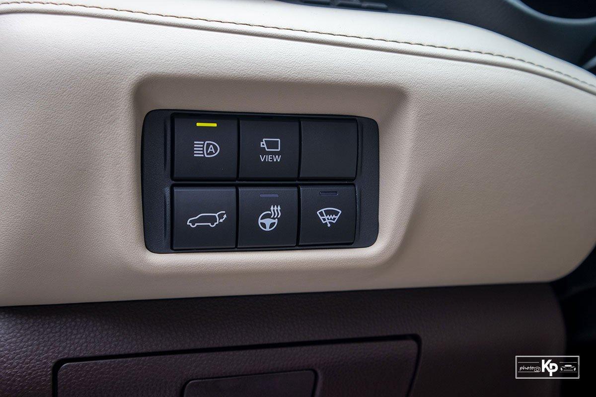 Ảnh Tùy chỉnh xe Toyota Highlander 2021