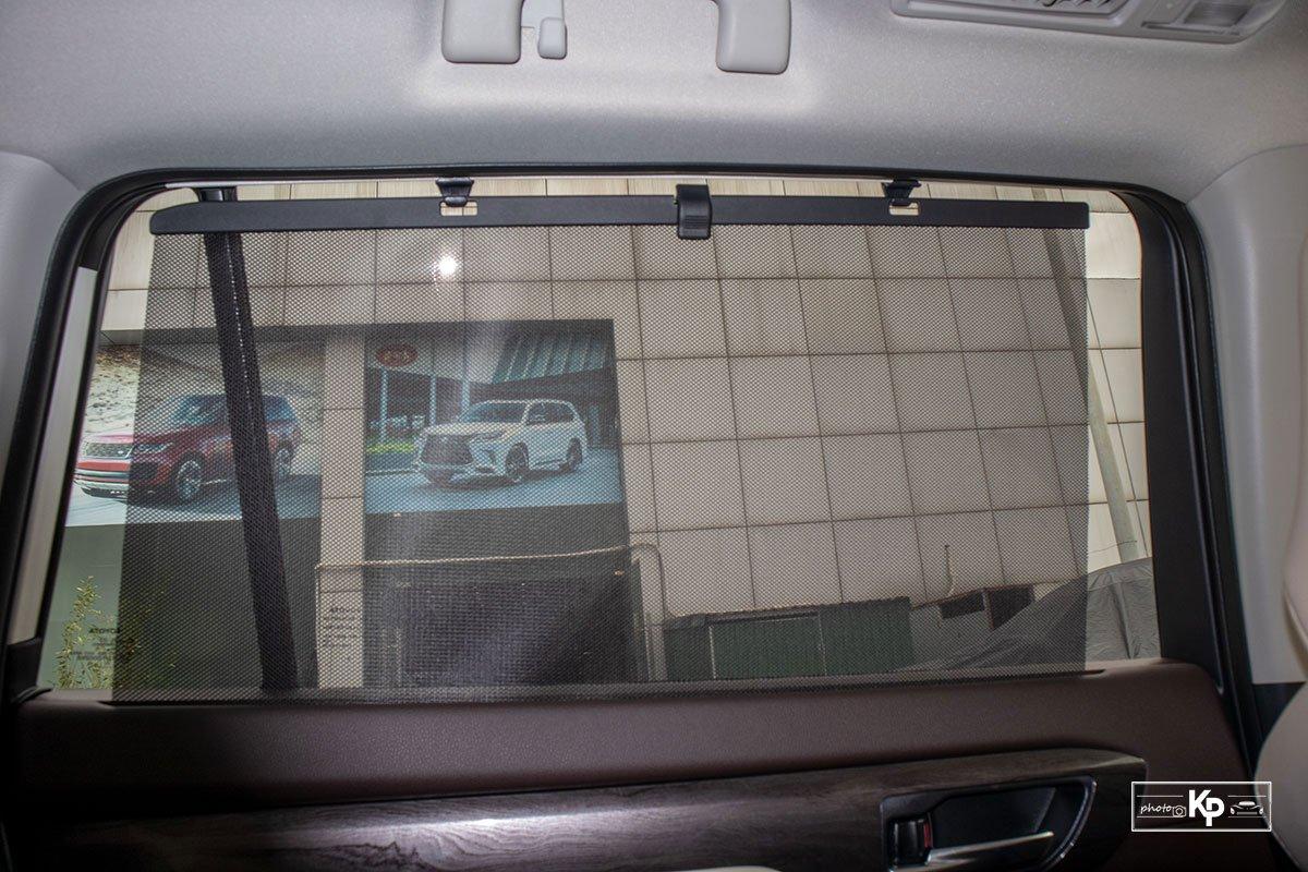 Ảnh Rèm cửa xe Toyota Highlander 2021