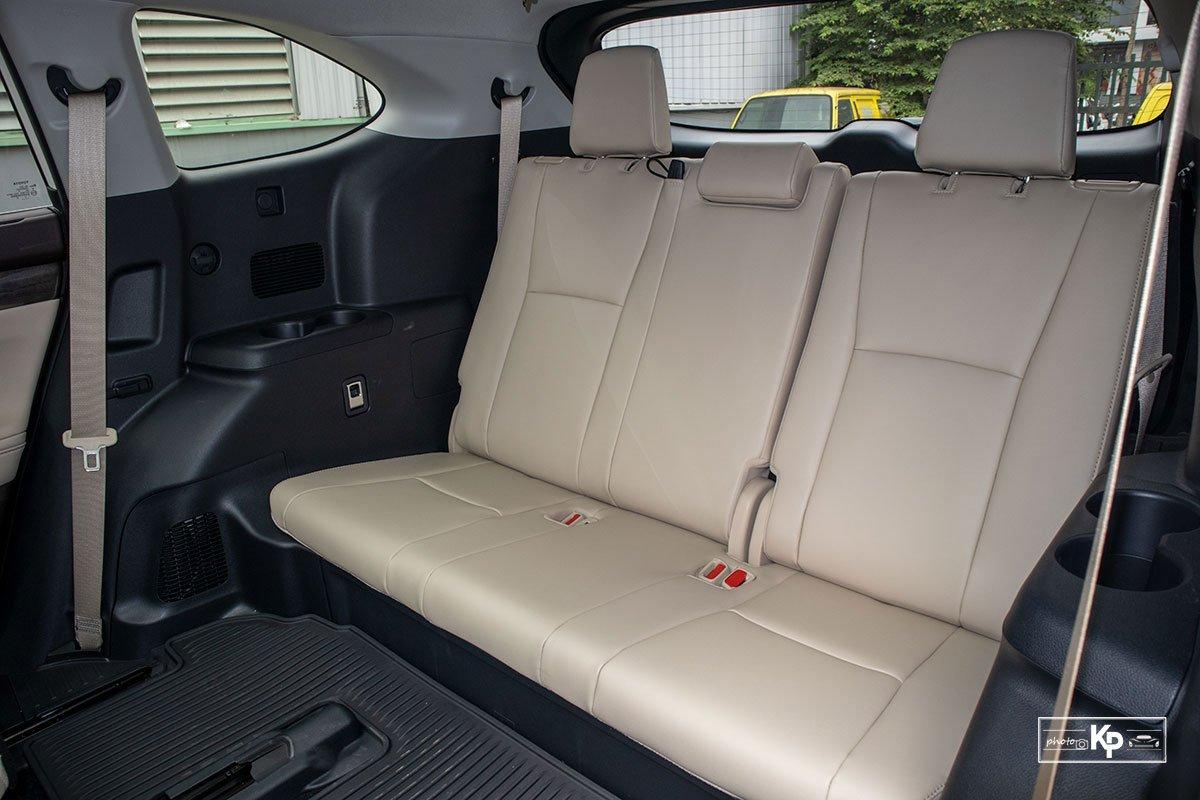 Ảnh Ghế cuối xe Toyota Highlander 2021