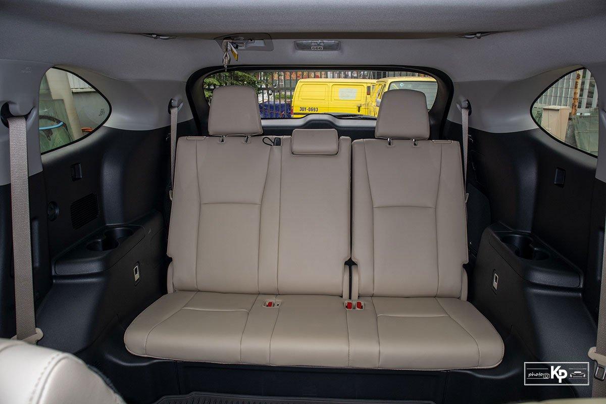 Ảnh Ghế cuối xe Toyota Highlander 2021 a1