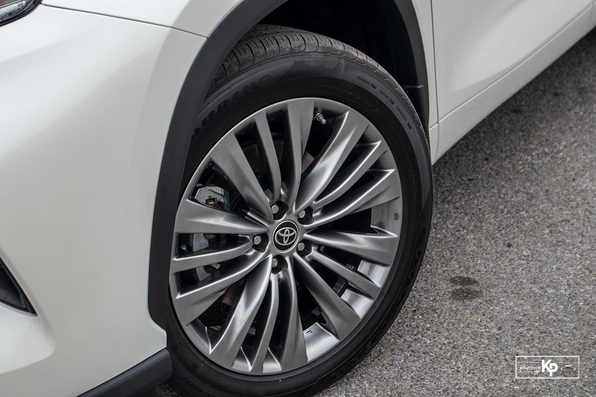 Ảnh La-zăng xe Toyota Highlander 2021