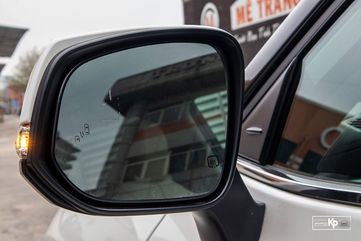 Ảnh Gương xe Toyota Highlander 2021 a1