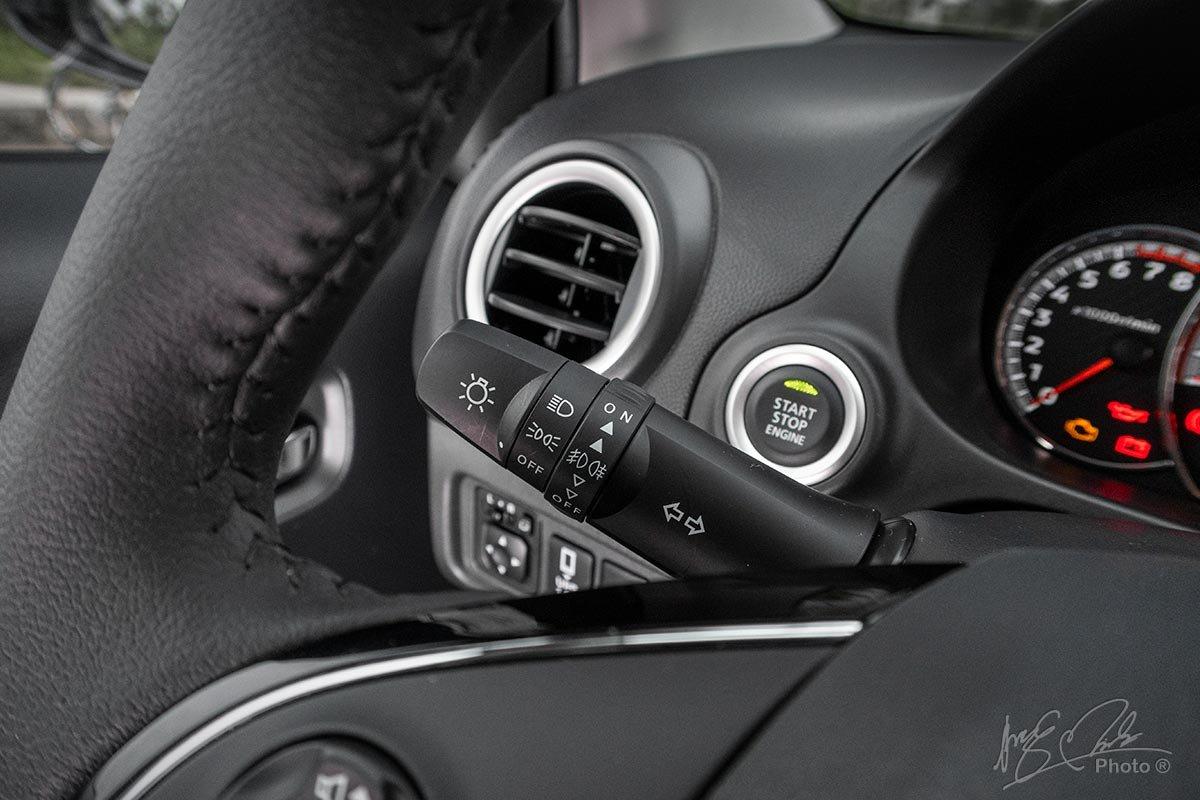 Nút bấm khởi động xe Mitsubishi Attrage 2021 1
