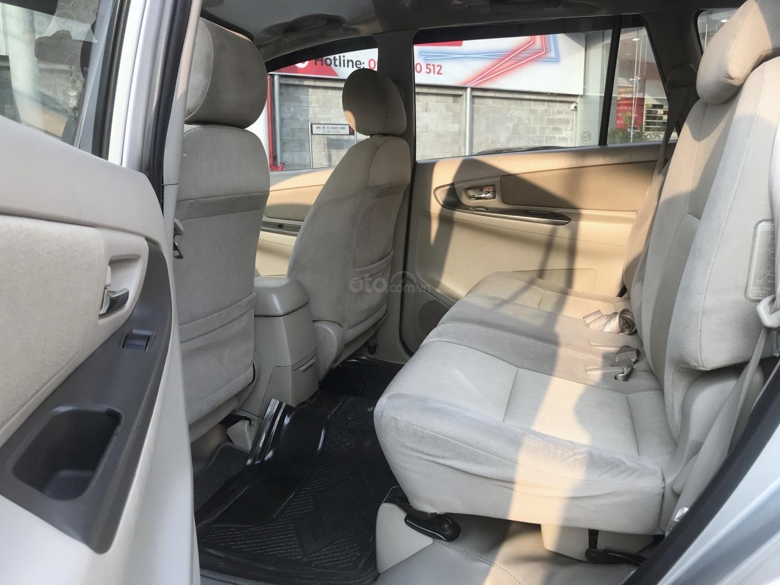 Bán Toyota Innova số sàn 2015 - xe qua sử dụng đã kiểm định chất lượng (2)