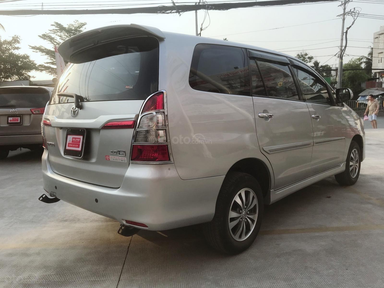 Bán Toyota Innova số sàn 2015 - xe qua sử dụng đã kiểm định chất lượng (10)